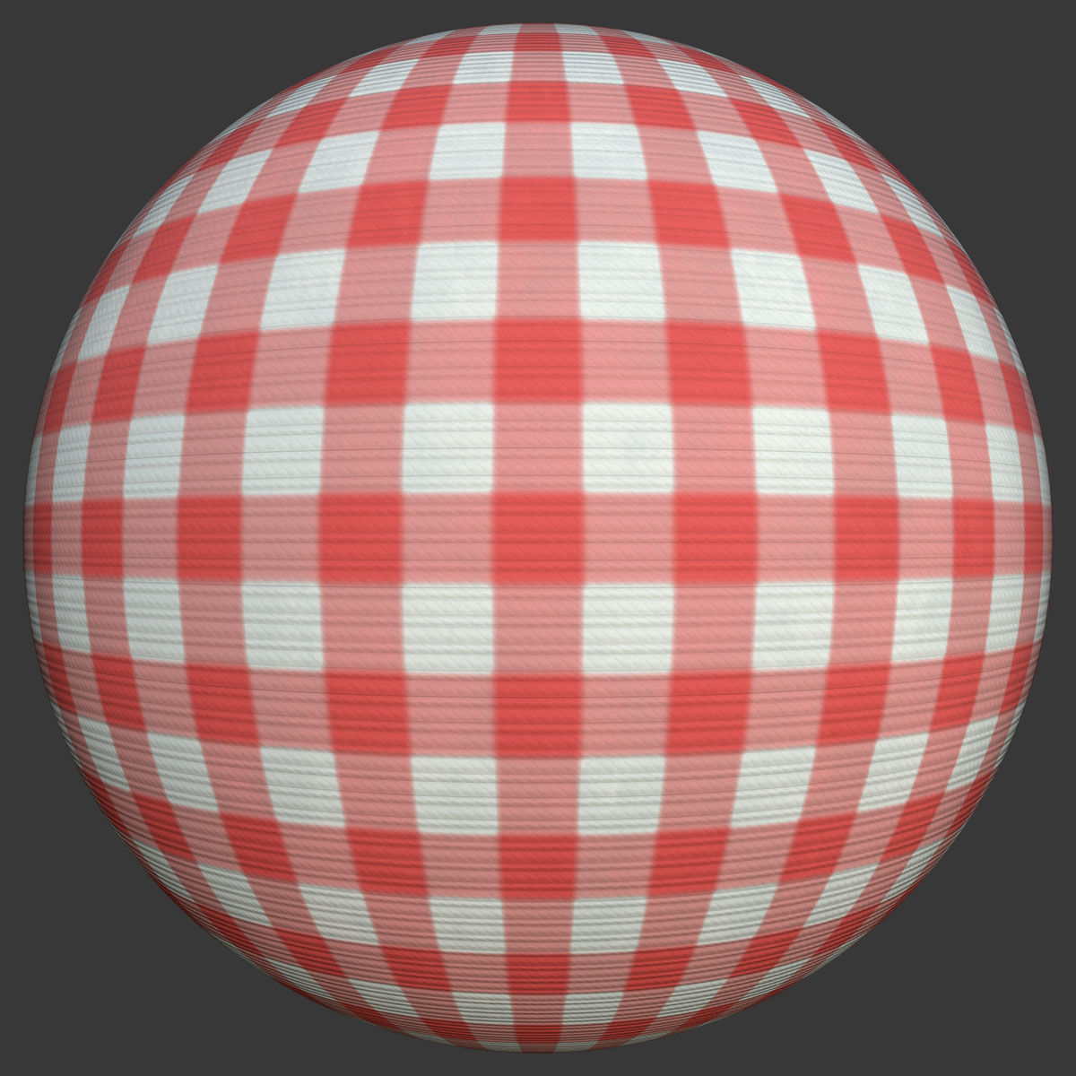 Red and White Checker Cloth Texture | TextureCan