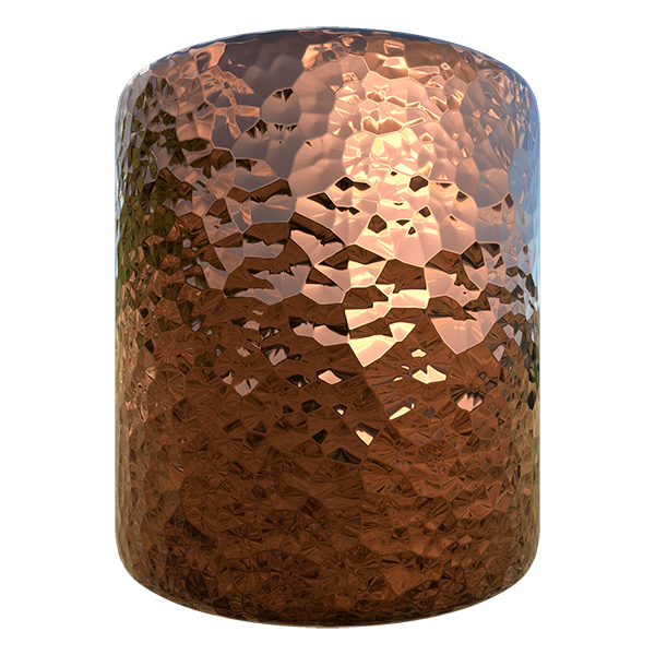 Hammered Copper Texture